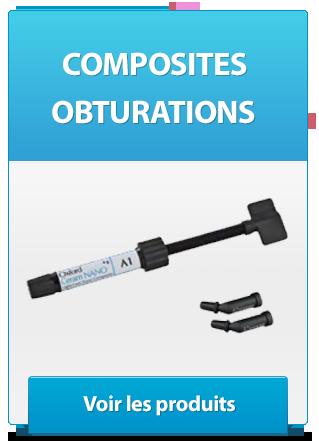 Composites pour obturations