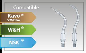inserts_dentaires_compatible-kavo_sonicflex-W&H-NSK