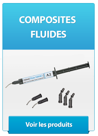 Composites dentaires fluides