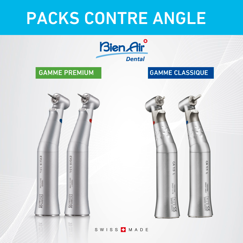 Pack Contre angle Bien-Air