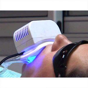 lampe éclaircissement dentaire