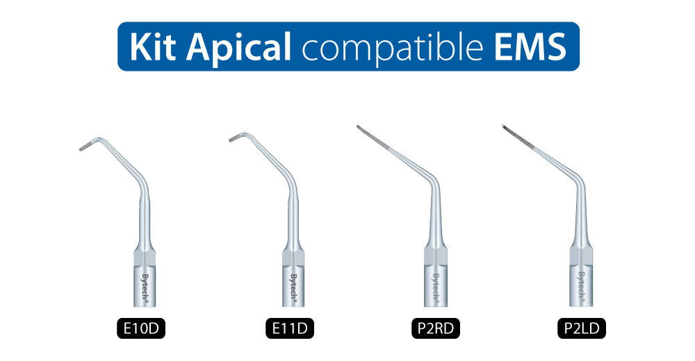 kit insert compatible EMS apical